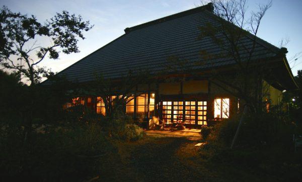 成田の自然食レストラン 古民家空間「風楽」(ふら)